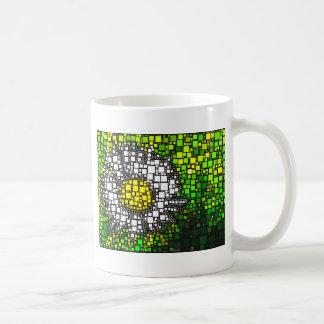 Daisy Squares Coffee Mug