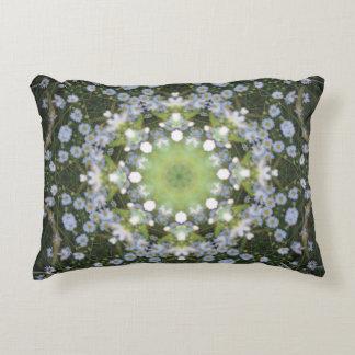 Daisy Starburst Mandala by AspireWonder Decorative Cushion