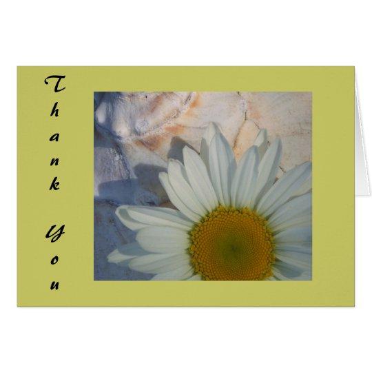 Daisy ThankYou Card