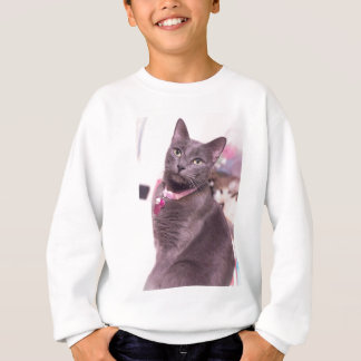 Daisy the Cat Sweatshirt