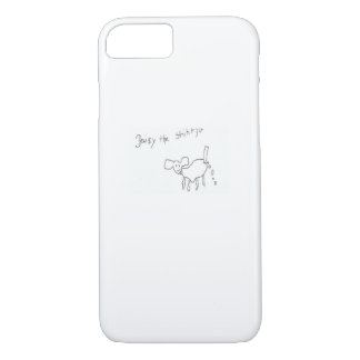 Daisy the shih tzu iphone cover