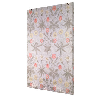 Daisy' wallpaper design canvas prints