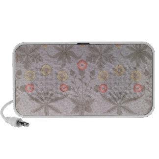 Daisy' wallpaper design portable speakers