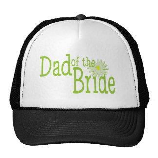 Daisy Wedding/ Dad of Bride Cap