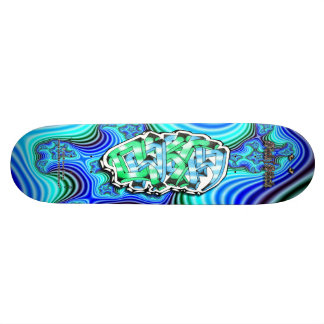 Dakota 01 ~ Custom Graffiti Art Pro Skateboard