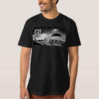 Dakota C47 Skytrain plane t-shirt