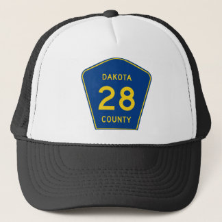 dakota signt trucker hat