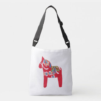 Dala Horse Crossbody Bag