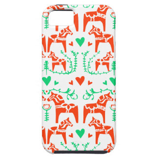 Dala Horse iPhone 5 Cover