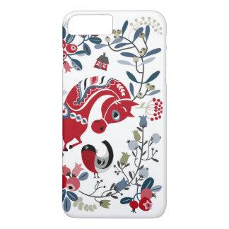 Dala horse iPhone 8 plus/7 plus case