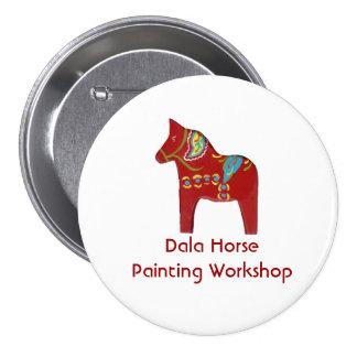 Dala Horse Painting Workshop Button