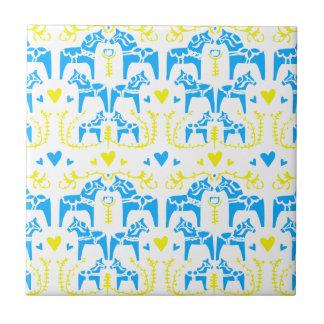 Dala Horse Tiles