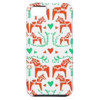Dala Horse Tough iPhone 5 Case