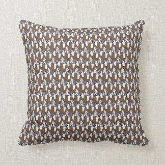 Dala Horses Cushion