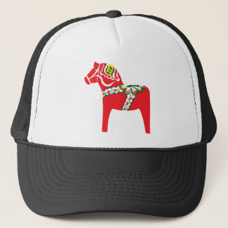Dalahäst | Dala horse Trucker Hat