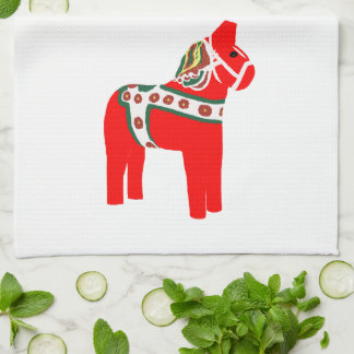 Dalahäst - Kitchen Towel