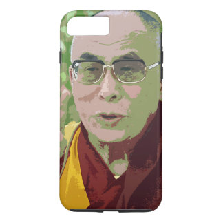 Dalai Lama Buddha Buddhist Buddhism Meditation iPhone 8 Plus/7 Plus Case