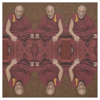 Dalai Lama Buddha Buddhist Buddhism Meditation Yog Fabric