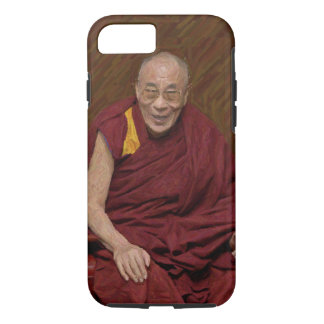 Dalai Lama Buddha Buddhist Buddhism Meditation Yog iPhone 8/7 Case