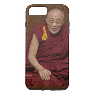 Dalai Lama Buddha Buddhist Buddhism Meditation Yog iPhone 8 Plus/7 Plus Case