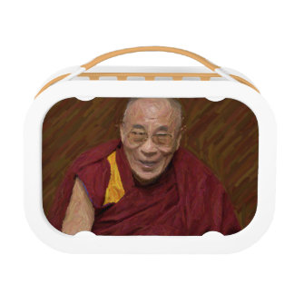 Dalai Lama Buddha Buddhist Buddhism Meditation Yog Lunch Box