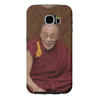 Dalai Lama Buddha Buddhist Buddhism Meditation Yog Samsung Galaxy S6 Cases