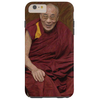 Dalai Lama Buddha Buddhist Buddhism Meditation Yog Tough iPhone 6 Plus Case