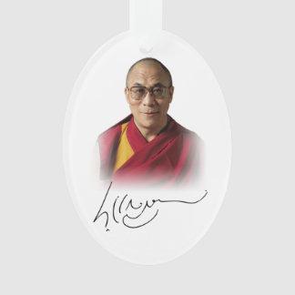 Dalai Lama Ornament