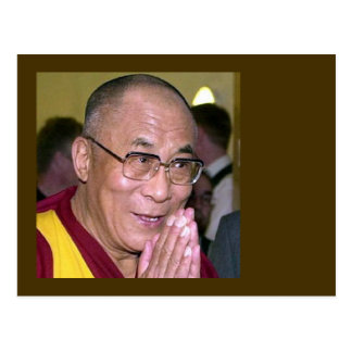 Dalai Lama Post Card