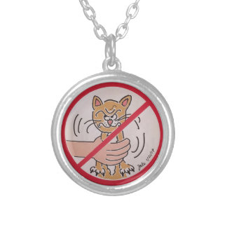"""Dale """"No Pussy Grabbing"""" necklace"""