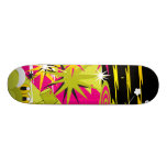 """Dalek """"Triptych Part 1"""" 21.6 Cm Old School Skateboard Deck"""