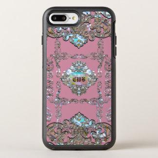 Dalhousie Girly Elegant Monogram OtterBox Symmetry iPhone 8 Plus/7 Plus Case