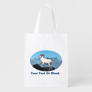 Dall s Sheep Reusable Grocery Bags