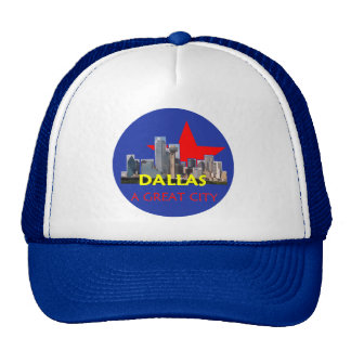DALLAS A Great City Hat