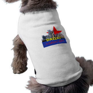 DALLAS A Great City Pet Clothing