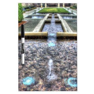Dallas Arboretum and Botanical Garden Dry Erase Board