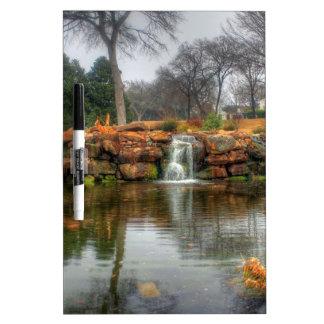 Dallas Arboretum and Botanical Garden Dry Erase Boards