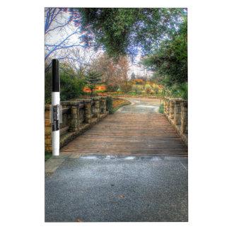 Dallas Arboretum and Botanical Garden Dry Erase Whiteboard