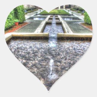 Dallas Arboretum and Botanical Garden Heart Sticker