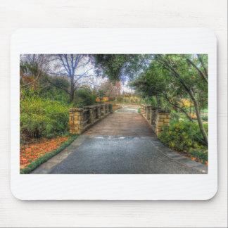 Dallas Arboretum and Botanical Garden Mouse Pad