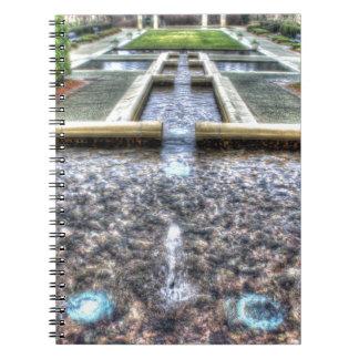 Dallas Arboretum and Botanical Garden Note Book