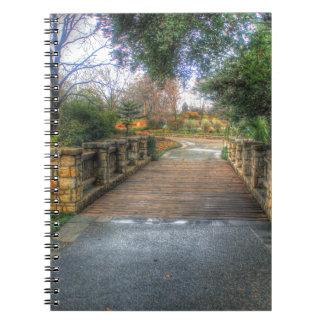 Dallas Arboretum and Botanical Garden Notebooks