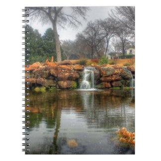 Dallas Arboretum and Botanical Garden Spiral Note Books