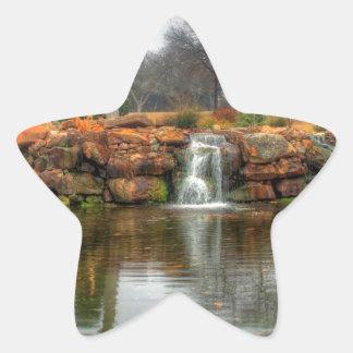 Dallas Arboretum and Botanical Garden Star Sticker