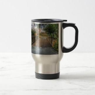 Dallas Arboretum and Botanical Garden Travel Mug