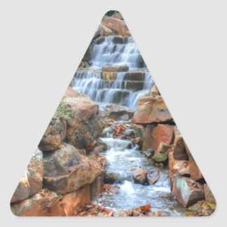 Dallas Arboretum and Botanical Garden Triangle Sticker
