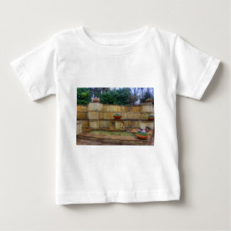 Dallas Arboretum and Botanical Gardens Entrance Baby T-Shirt