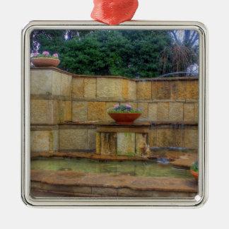 Dallas Arboretum and Botanical Gardens Entrance Metal Ornament
