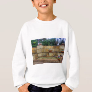 Dallas Arboretum and Botanical Gardens Entrance Sweatshirt