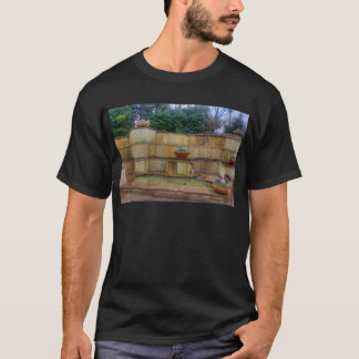 Dallas Arboretum and Botanical Gardens Entrance T-Shirt